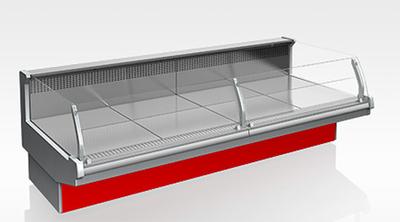 Холодильная витрина бу 1